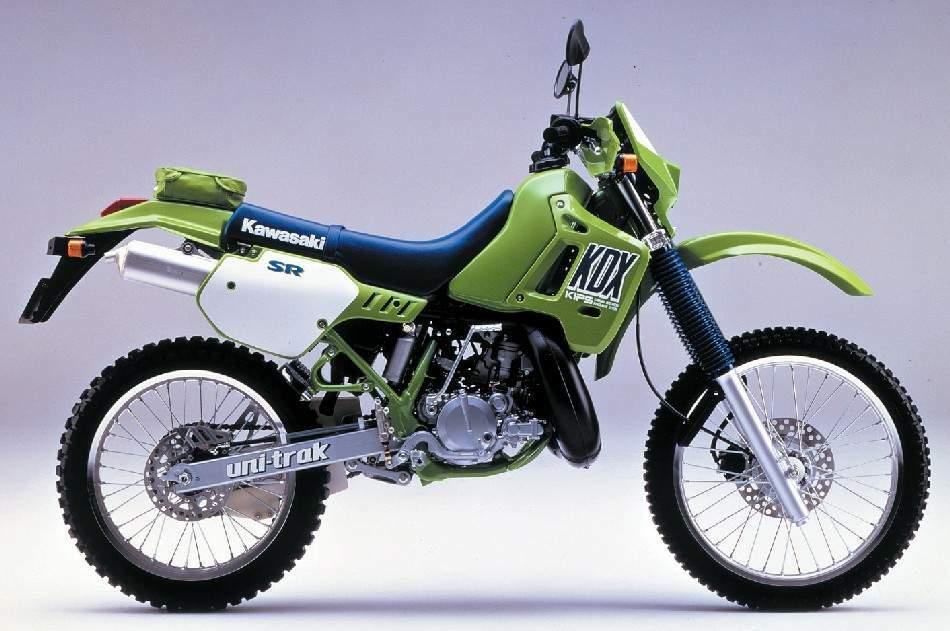 Int'l SR model KDX200