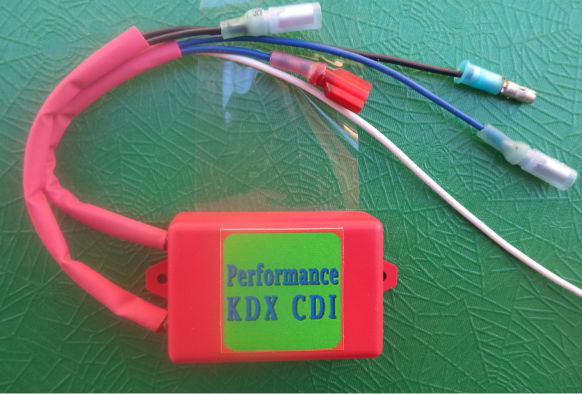 Adjustable replacement KDX 175/200/220cc CDI