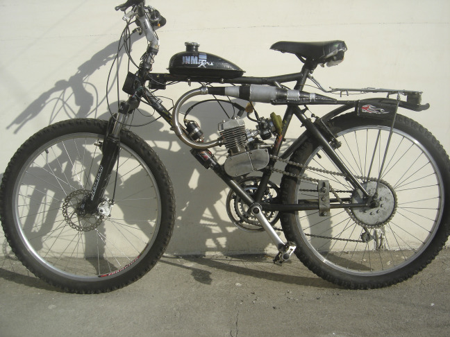motorized bicycle performance modifications for china gas