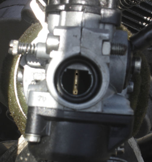 Dellorto SHA Carburetor and others for the Grubee engine